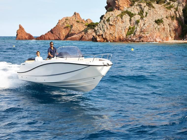 Quicksilver Activ 755 Open Open boat