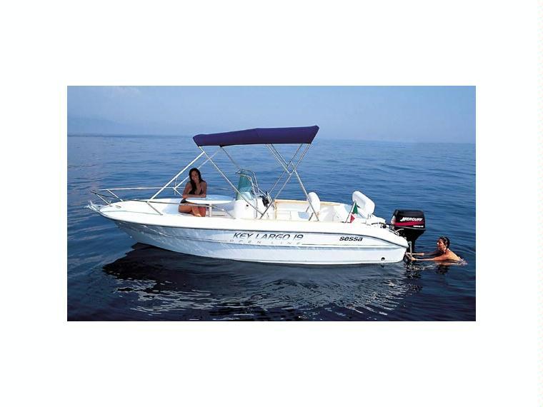 boat sessa marine key largo 19 inautia. Black Bedroom Furniture Sets. Home Design Ideas
