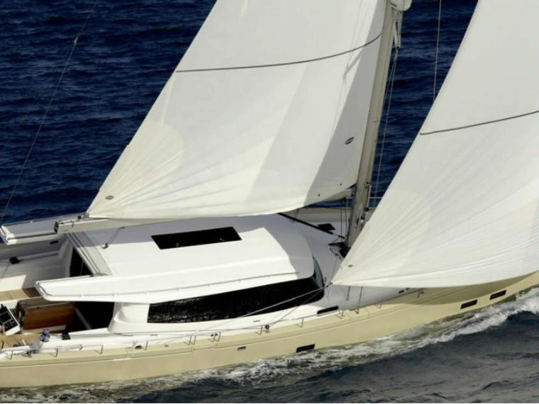 Moody Decksaloon 62 Sail yacht