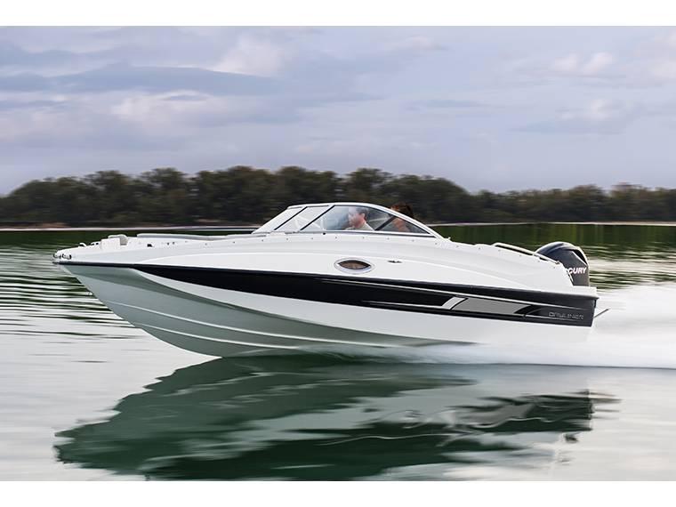 Bayliner 210 Deck Boat Open boat