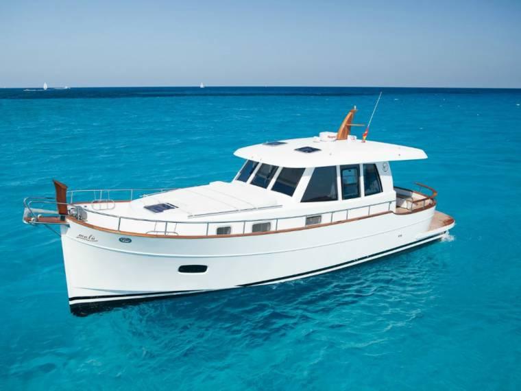 Sasga Yachts Menorquín 42 HT Motoryacht