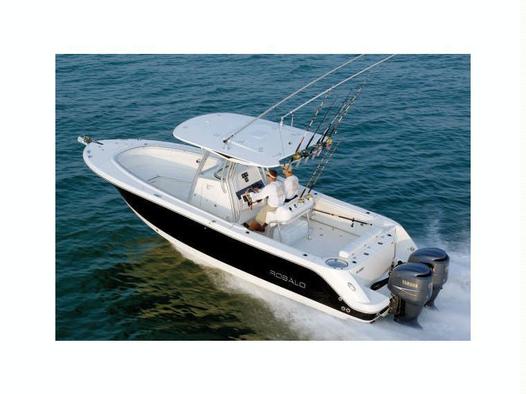 Boat robalo 300 inautia for Robalo fish in english