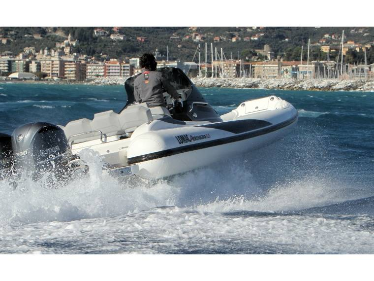 Lomac Adrenalina 10.5 Rigid inflatable boat