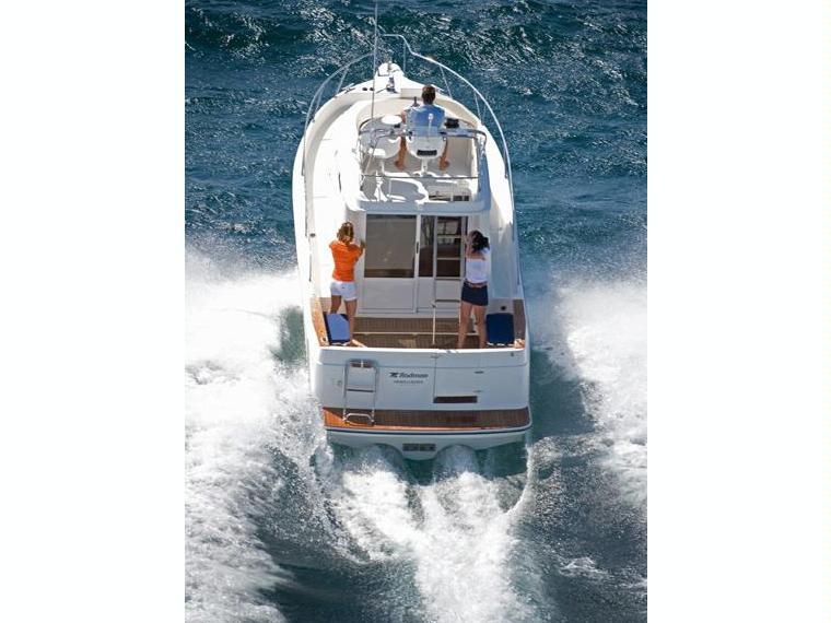 Rodman 870 Fisher&Cruiser Day fishing boat