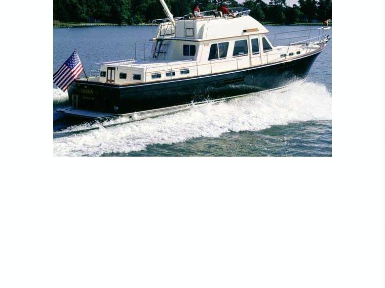 boat sabre 47 motor yacht inautia