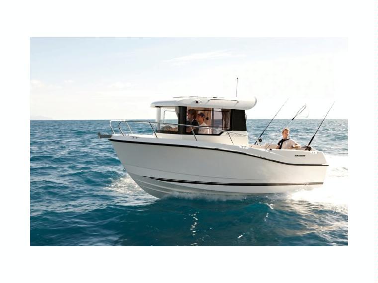 Quicksilver Captur 605 Pilothouse Fishing boat