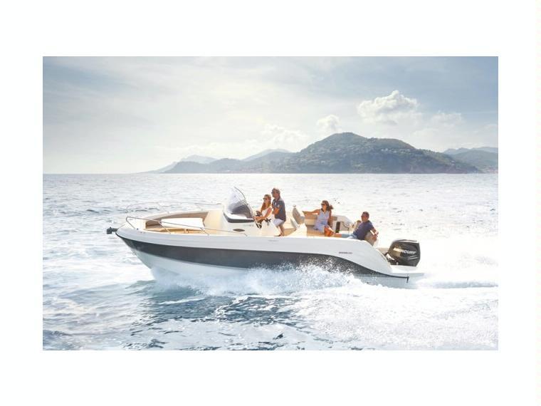 Quicksilver Activ 805 Open Open boat