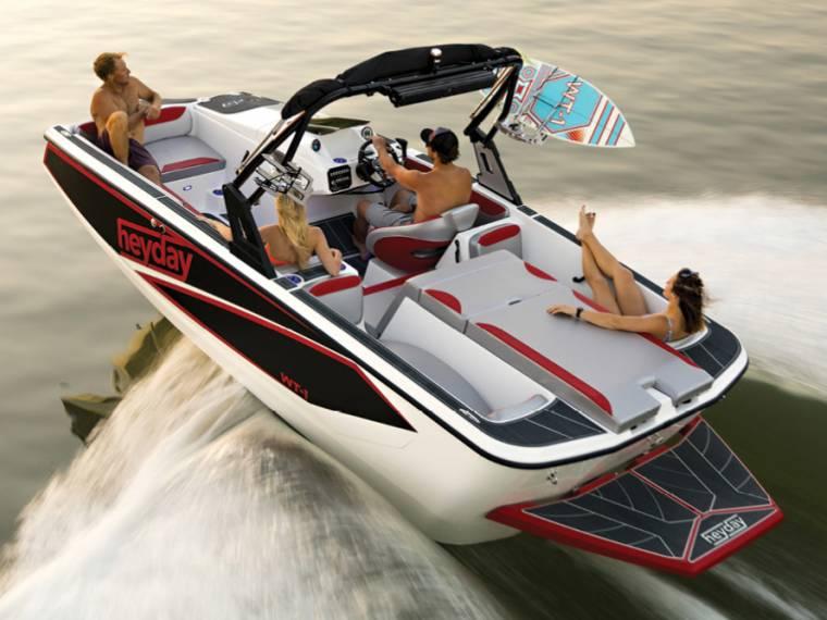 Bayliner Heyday WT-1 Speedboat