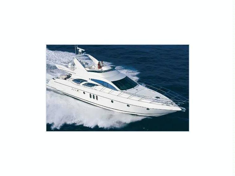 Azimut 62 S Italia Motoryacht