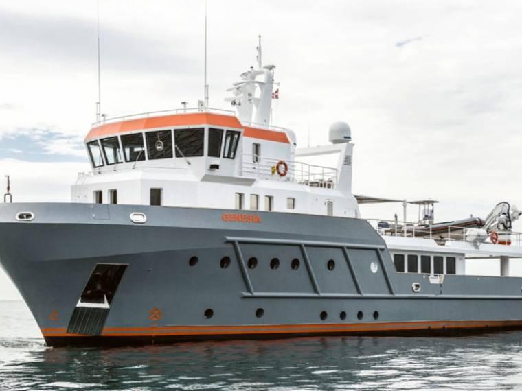 Ocean King Genesia Explorer 130 Motoryacht