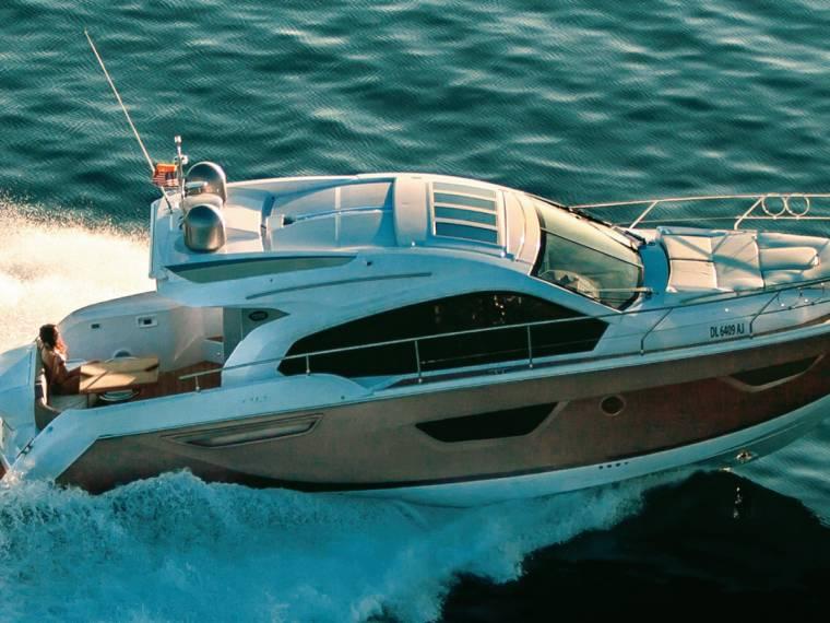 Sessa Marine C42 Cruiser
