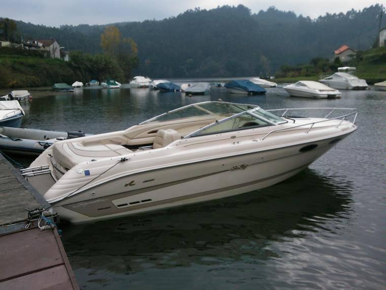 Boat Sea Ray 230 Signature   iNautia com - iNautia