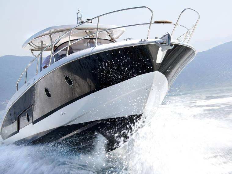 Sessa Marine KL 36 Speedboat