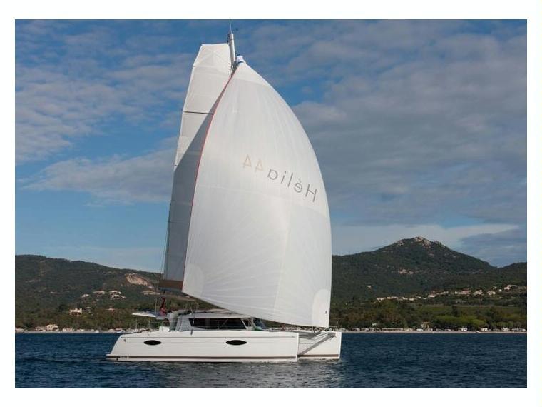 Fountaine Pajot Hélia 44 Catamaran sailboat