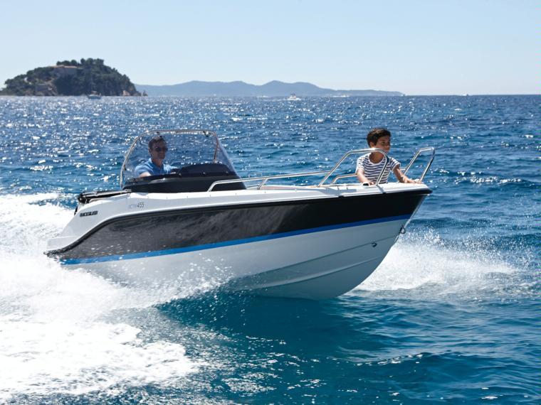 Quicksilver Activ 455 Open Open boat