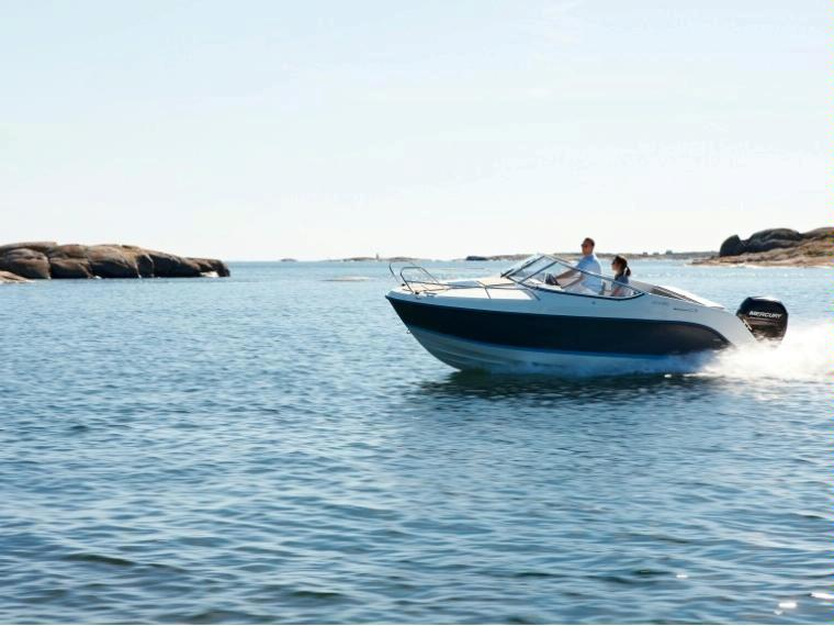 Quicksilver Activ 595 Cruiser Open boat