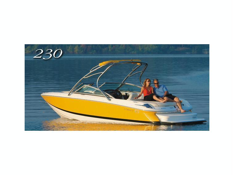Cobalt 230 Open boat