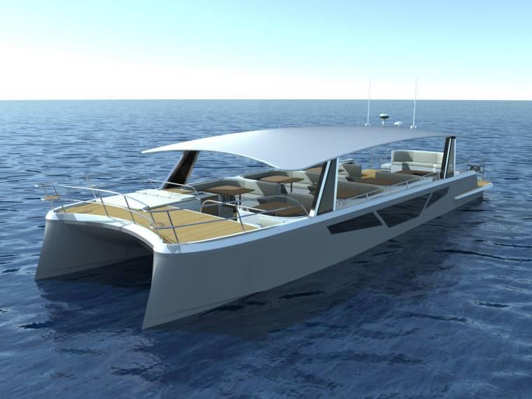 Boat Flash Cat 58 Passenger | iNautia com - iNautia