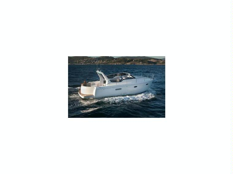 Rodman Spirit 31 Open Inboard Version Speedboat