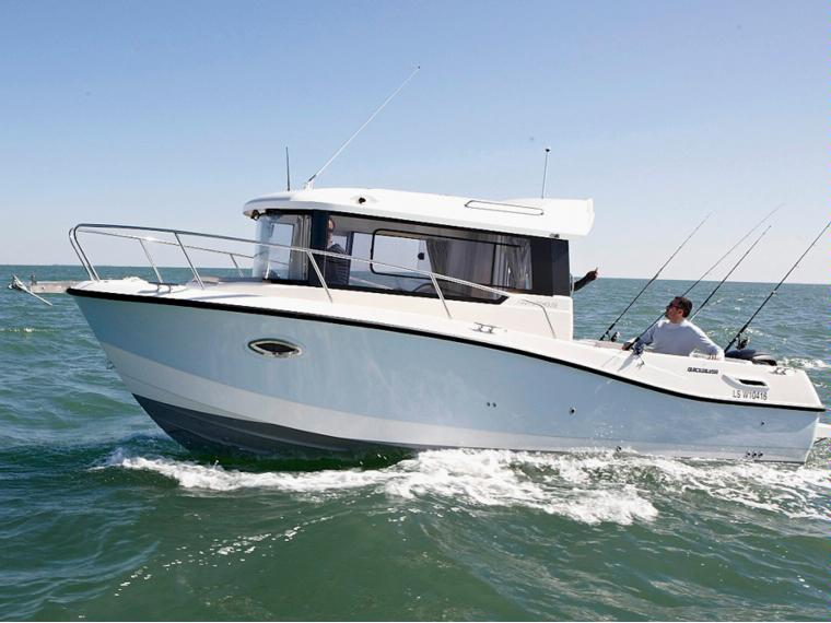 Quicksilver Captur 755 Pilothouse Fishing boat