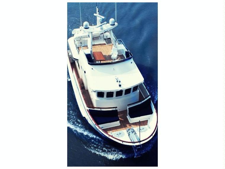 Boat Bering Yachts 55 | iNautia com - iNautia