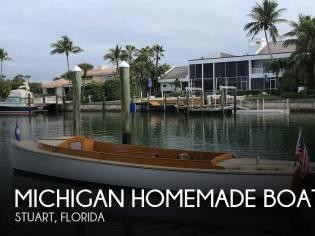 Michigan Homemade Boats 25' Launch