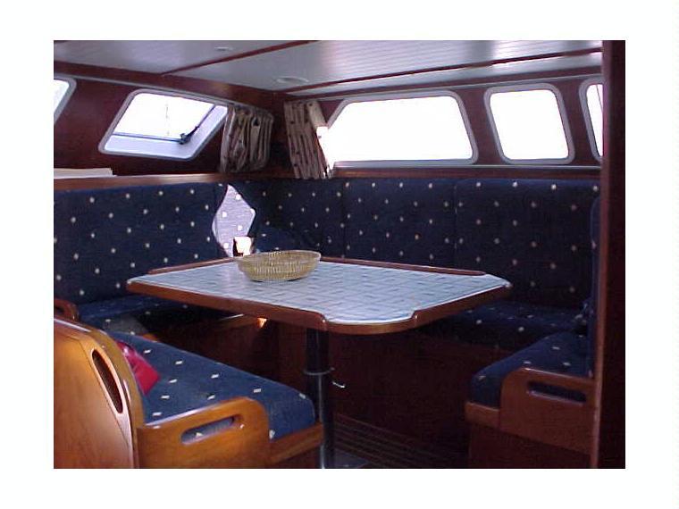 Dujardin atlantis 400 in gard sailboats used 91025 inautia for Dujardin yachts