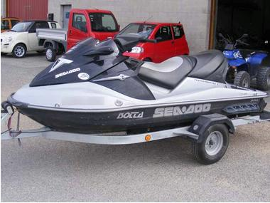 Sea-Doo GTX 4-Tec Supercharged Limited Edition in Barcelona