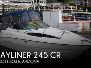 Bayliner 245 CR