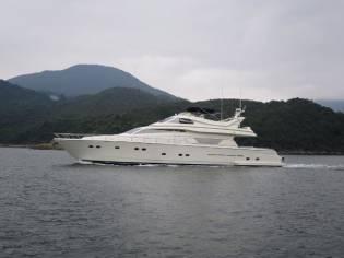 Ferretti Yachts 80 RPH Motor Yacht