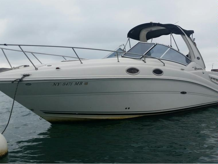 Sea Ray 260 Sundancer In Lima Motor Yachts Used 56496 Inautia