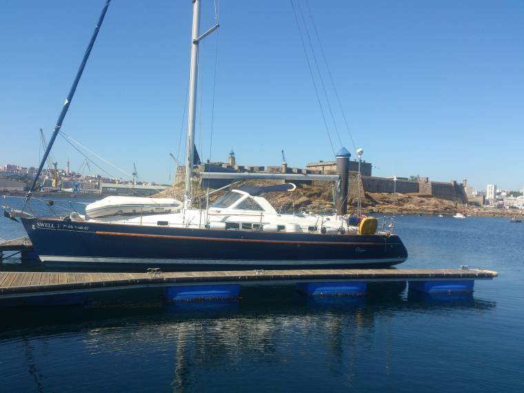 oceanis 40 cc in Port d´Hendaye | Sailing cruisers used ...
