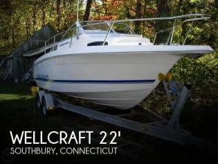 Wellcraft 220 Coastal