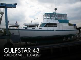 Gulfstar 43