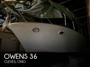 Owens 36 Express