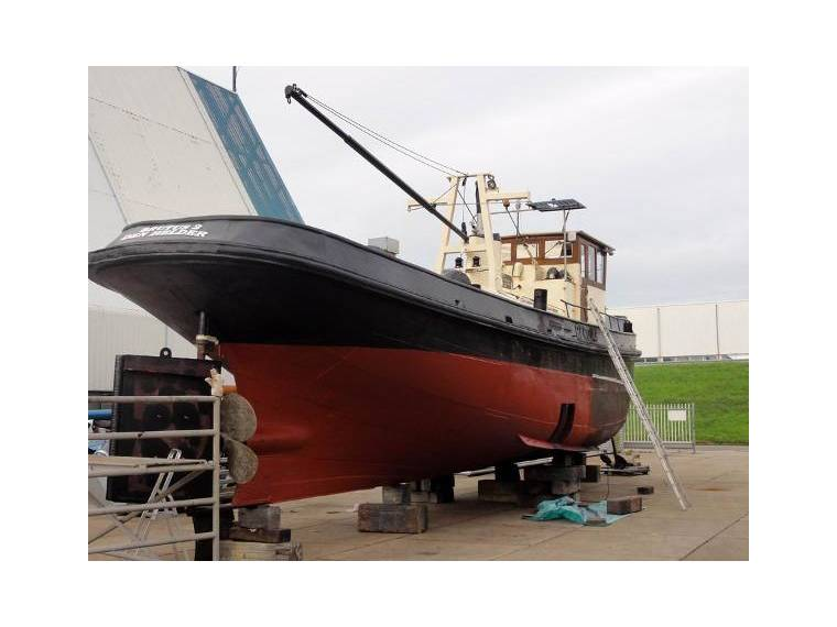 what are tugboats used for