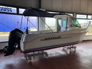 Quicksilver 620 Pilothouse