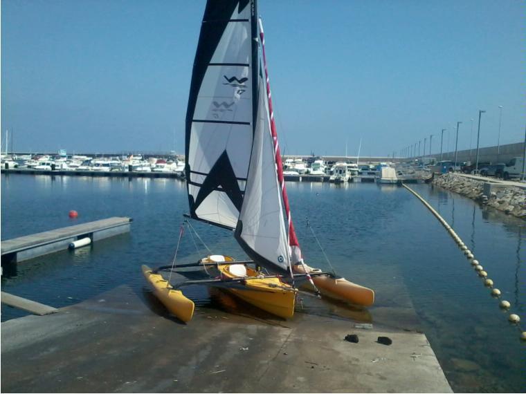 Windrider 17 Sailing – Articleblog info