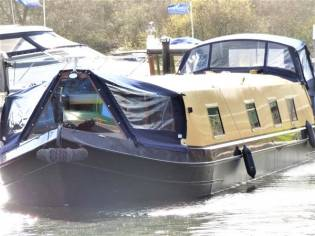 Liverpool Boats Wide Beam Cruiser