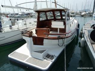 Menorquin 55 Toldilla