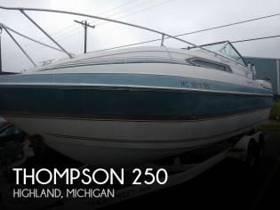 Thompson Daytona 250