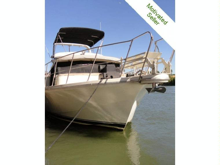 Bluewater Yachts 51 Coastal Cruiser In Florida Power