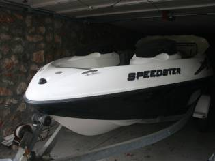 Custom Fitzgerald & Lee 18 Speedster in Florida | Power boats used