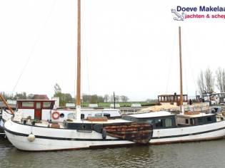 Sailing Tjalk 19.98 (beautiful ship)