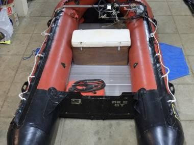 Zodiac Futura Mark II C Alu in Lazio   Rigid inflatable