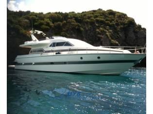 Custom Partenautica Antago 55