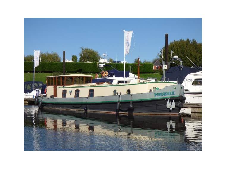 Mini-Luxe Dutch Barge Replica
