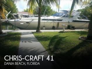 Chris-Craft Amero Sport 412