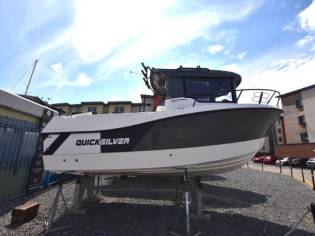 Quicksilver 605 Pilothouse Explorer