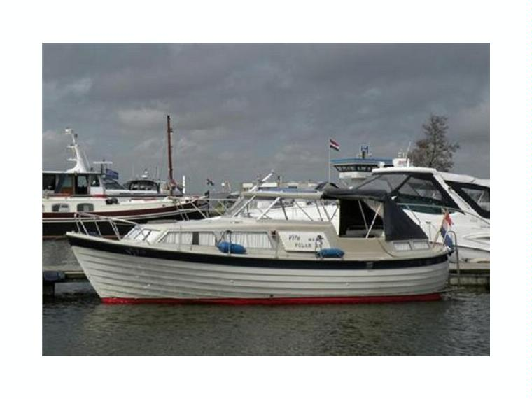 Polar 29 In Gelderland Power Boats Used 48549 Inautia